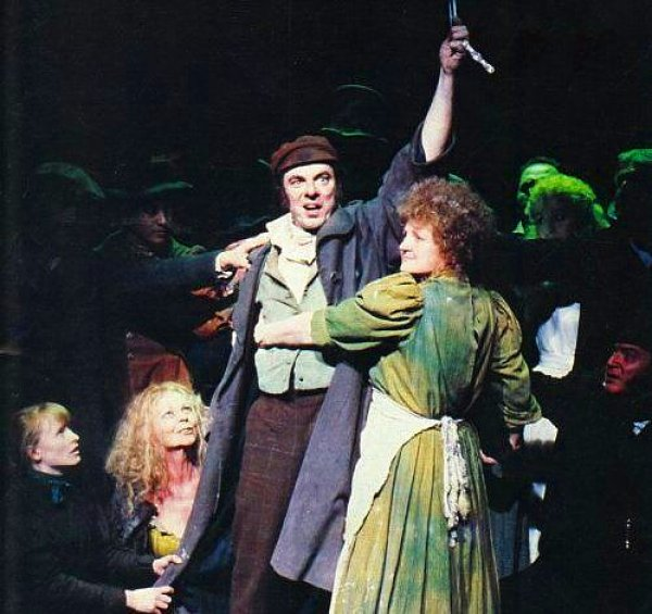 Royal National Theatre: Sweeney Todd (1994)